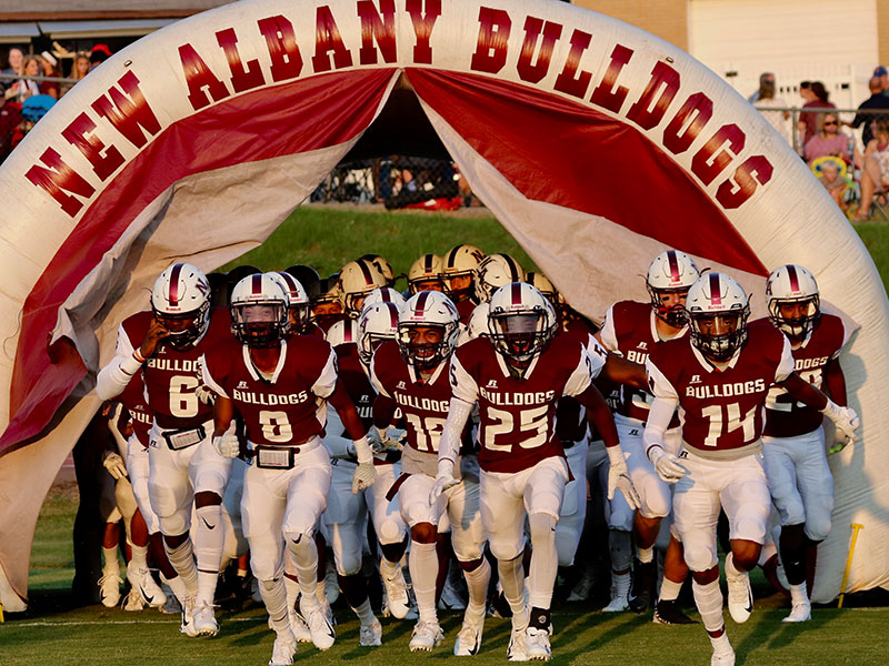 New Albany Football